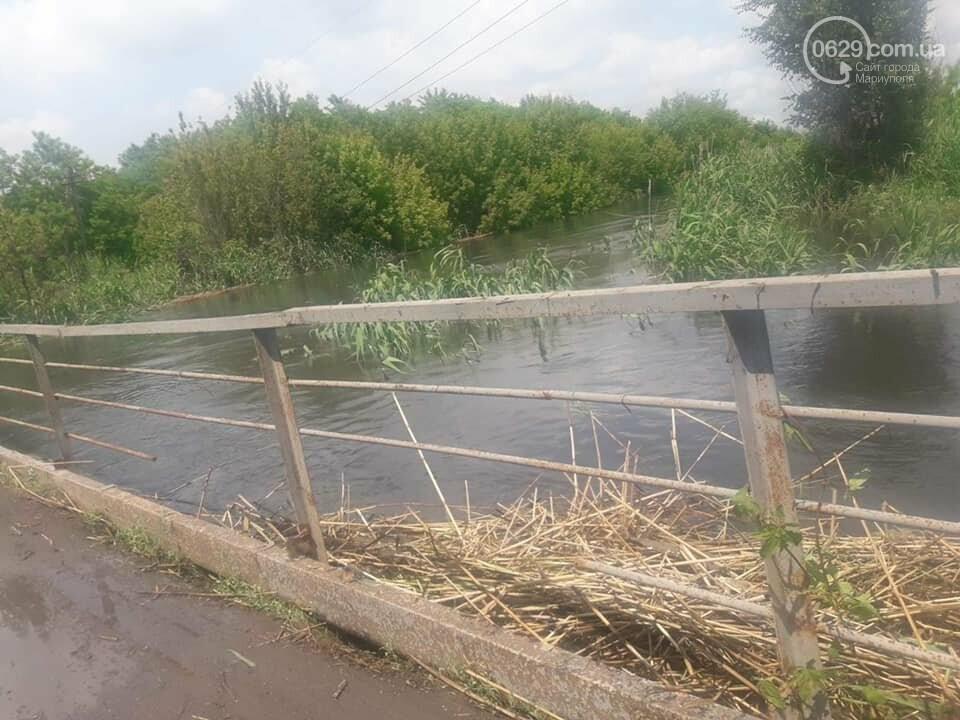 Затопленные Тополиная, мост в Старом Крыму. Какие последствия принес разгул стихии,- ФОТО, ВИДЕО, фото-5