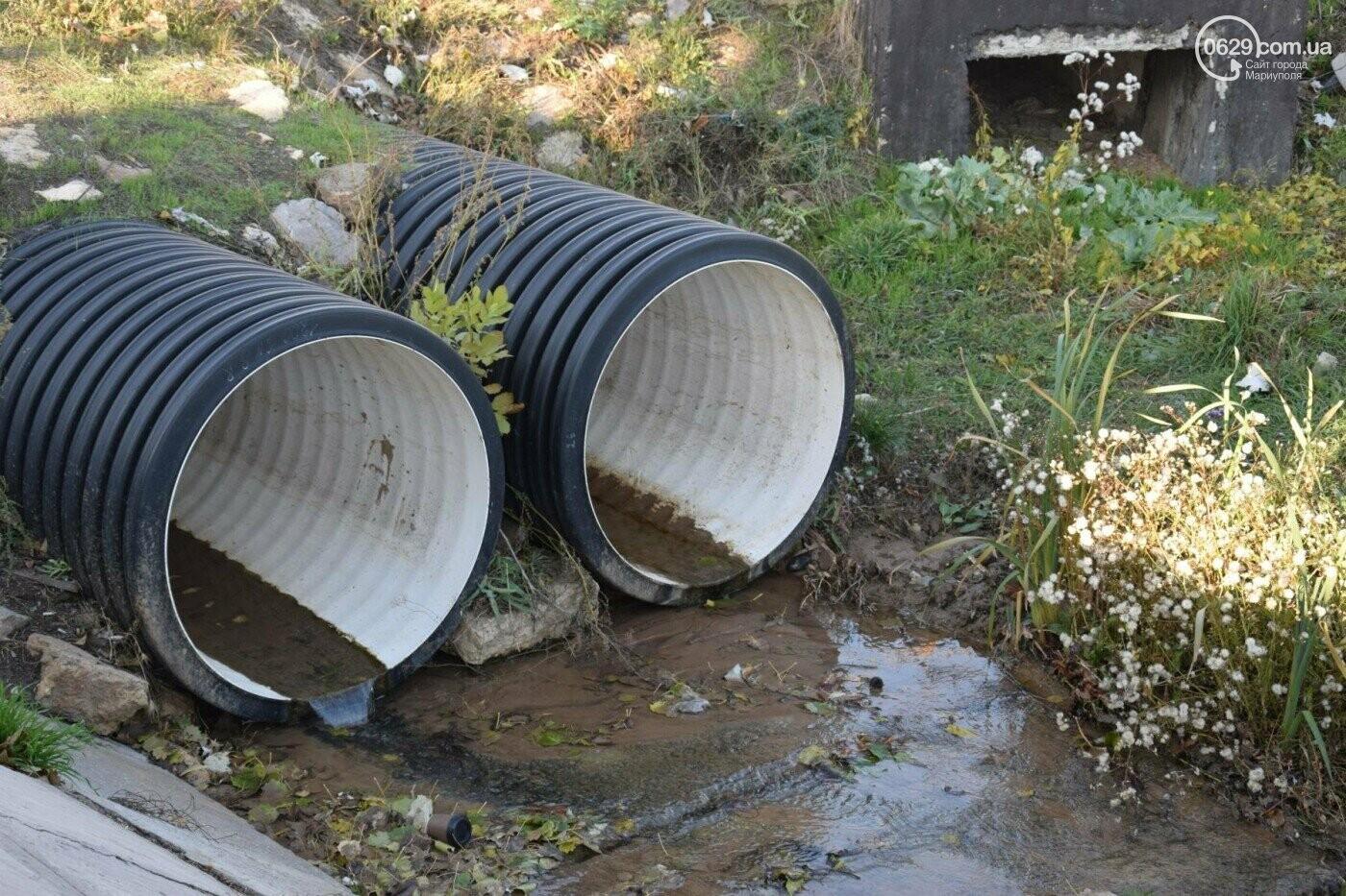 Мариупольцы обвинили фильтровальную станцию в подтоплении Гавани, - ФОТО, ВИДЕО, фото-3
