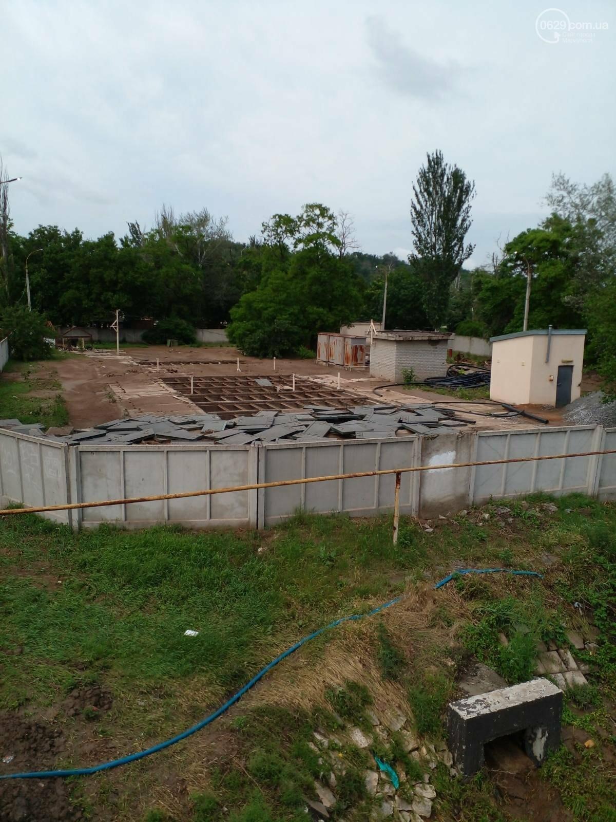 Мариупольцы обвинили фильтровальную станцию в подтоплении Гавани, - ФОТО, ВИДЕО, фото-1