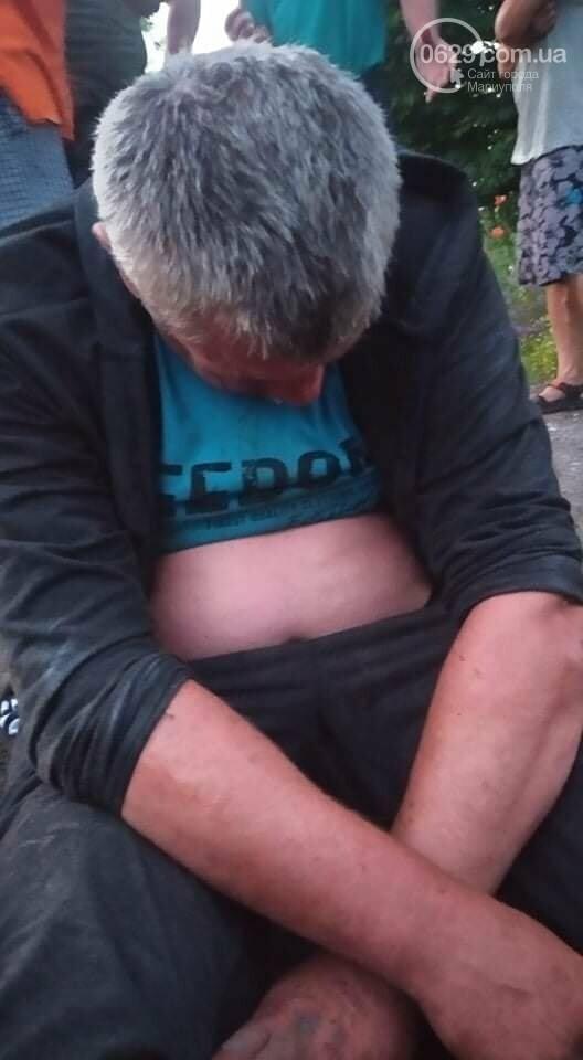 Под Мариуполем неизвестный напал на бабушку, - УТОЧНЕНИЕ, ФОТО, фото-2