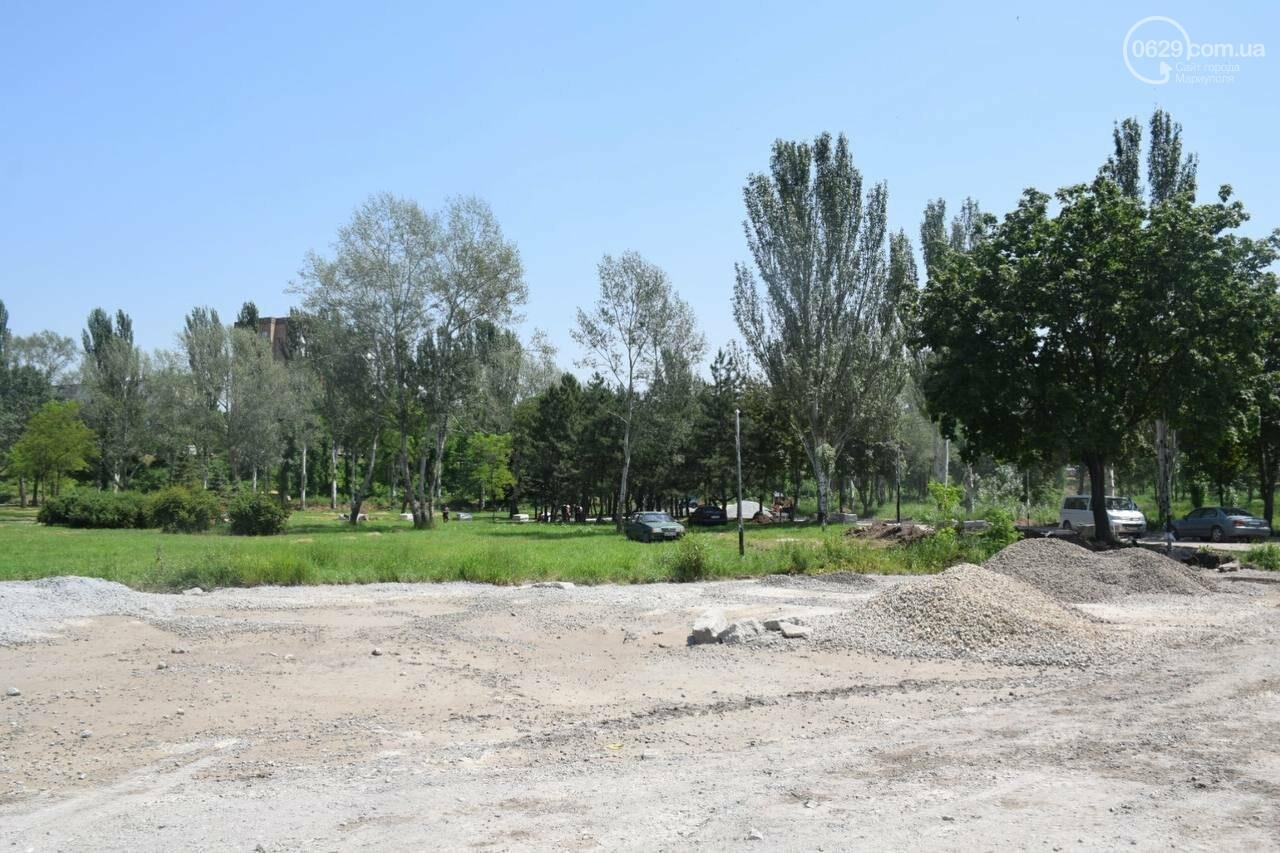 За два месяца до открытия! Как продвинулся ремонт парка им. Гурова, - ФОТОРЕПОРТАЖ, фото-22