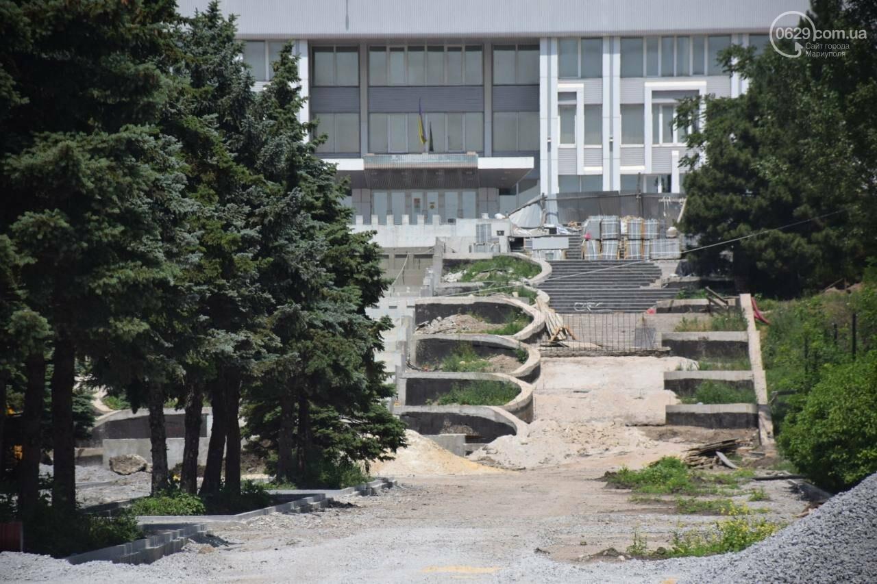 За два месяца до открытия! Как продвинулся ремонт парка им. Гурова, - ФОТОРЕПОРТАЖ, фото-2