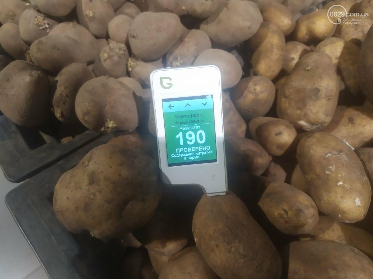 Опасна ли картошка, которую продают в Мариуполе, фото-7
