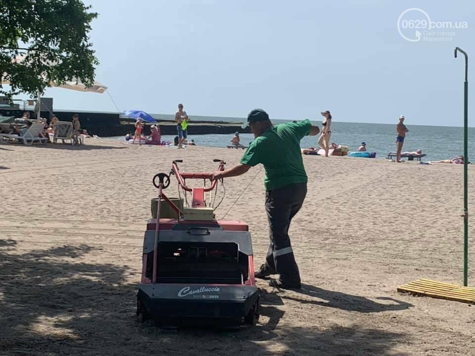Коммунальщики назвали самый грязный пляж в Мариуполе, - ФОТО, фото-3