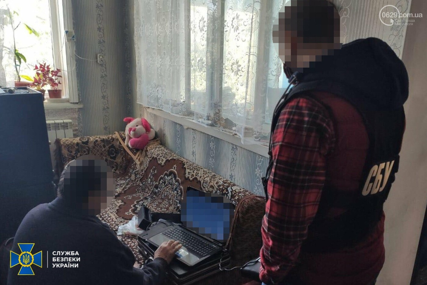 СБУ викрила у Маріуполі  двох пропагандистів, що закликали до зміни кордонів України, - ФОТО, фото-2