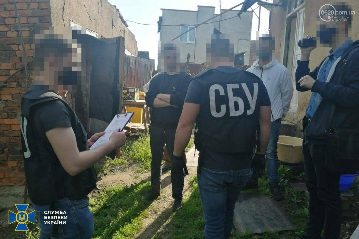 СБУ викрила у Маріуполі  двох пропагандистів, що закликали до зміни кордонів України, - ФОТО, фото-1