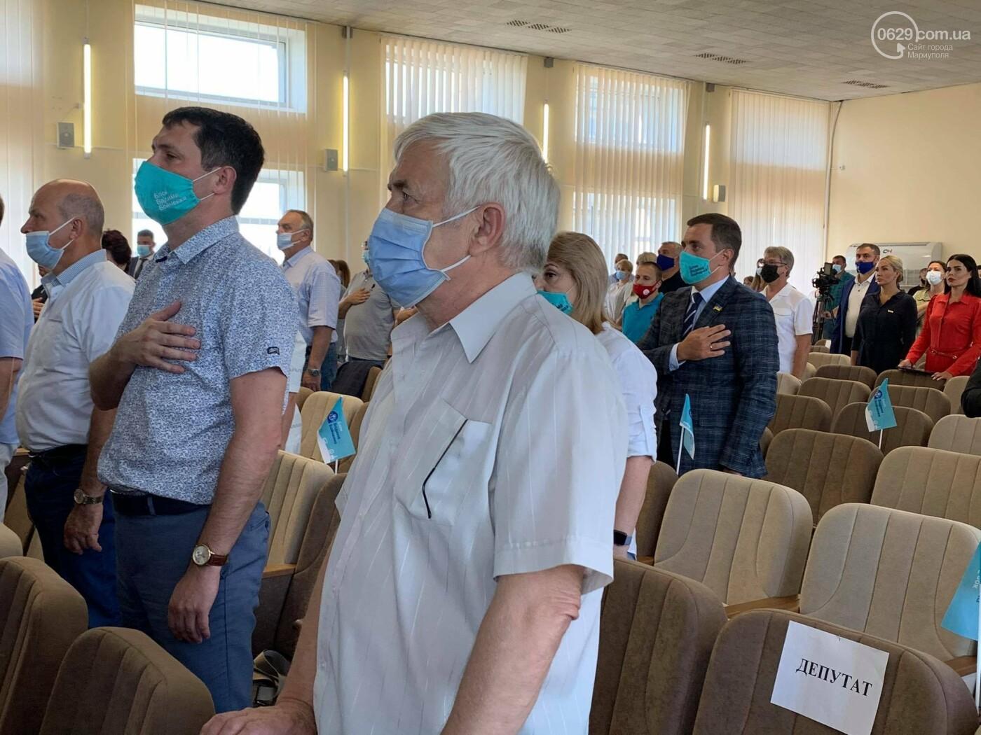 В Мариуполе стартовала сессия горсовета, - ФОТО, фото-2