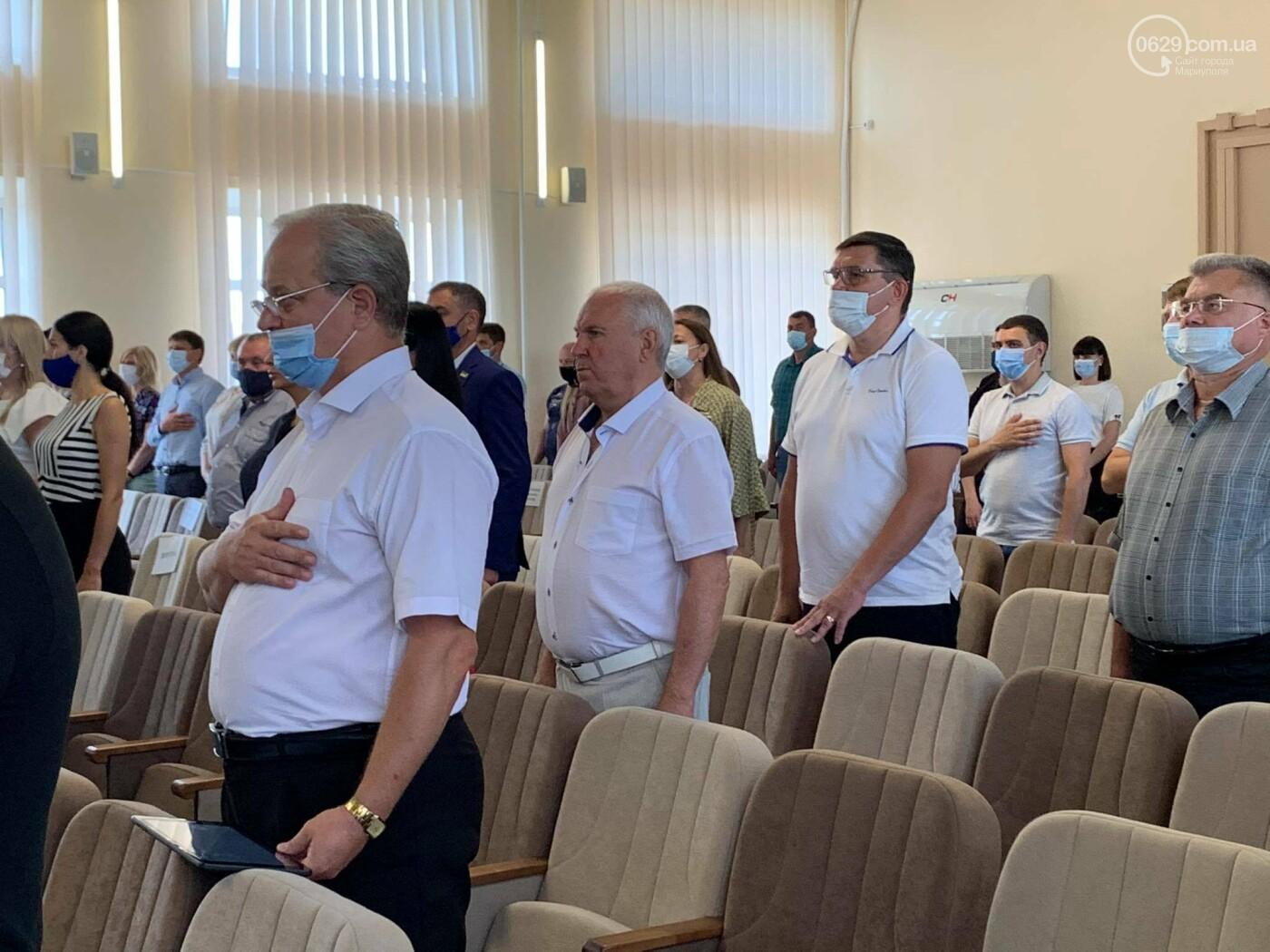В Мариуполе стартовала сессия горсовета, - ФОТО, фото-4