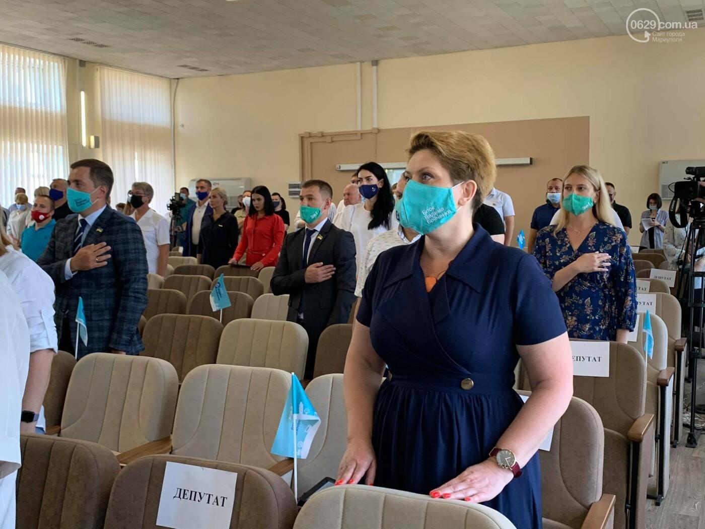 В Мариуполе стартовала сессия горсовета, - ФОТО, фото-6