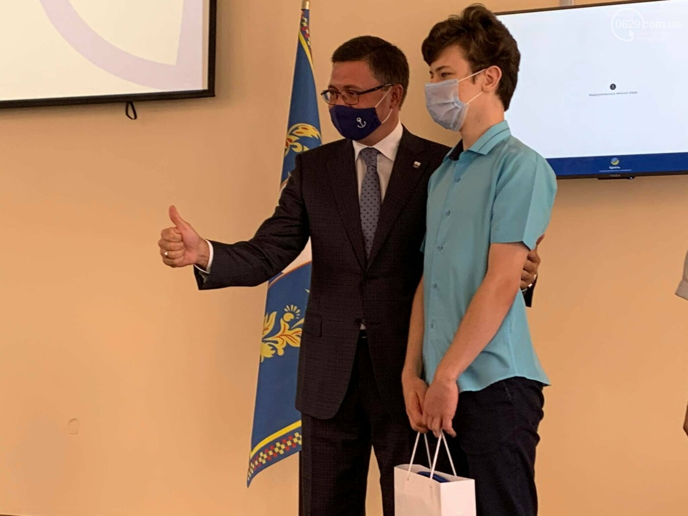В Мариуполе стартовала сессия горсовета, - ФОТО, фото-7