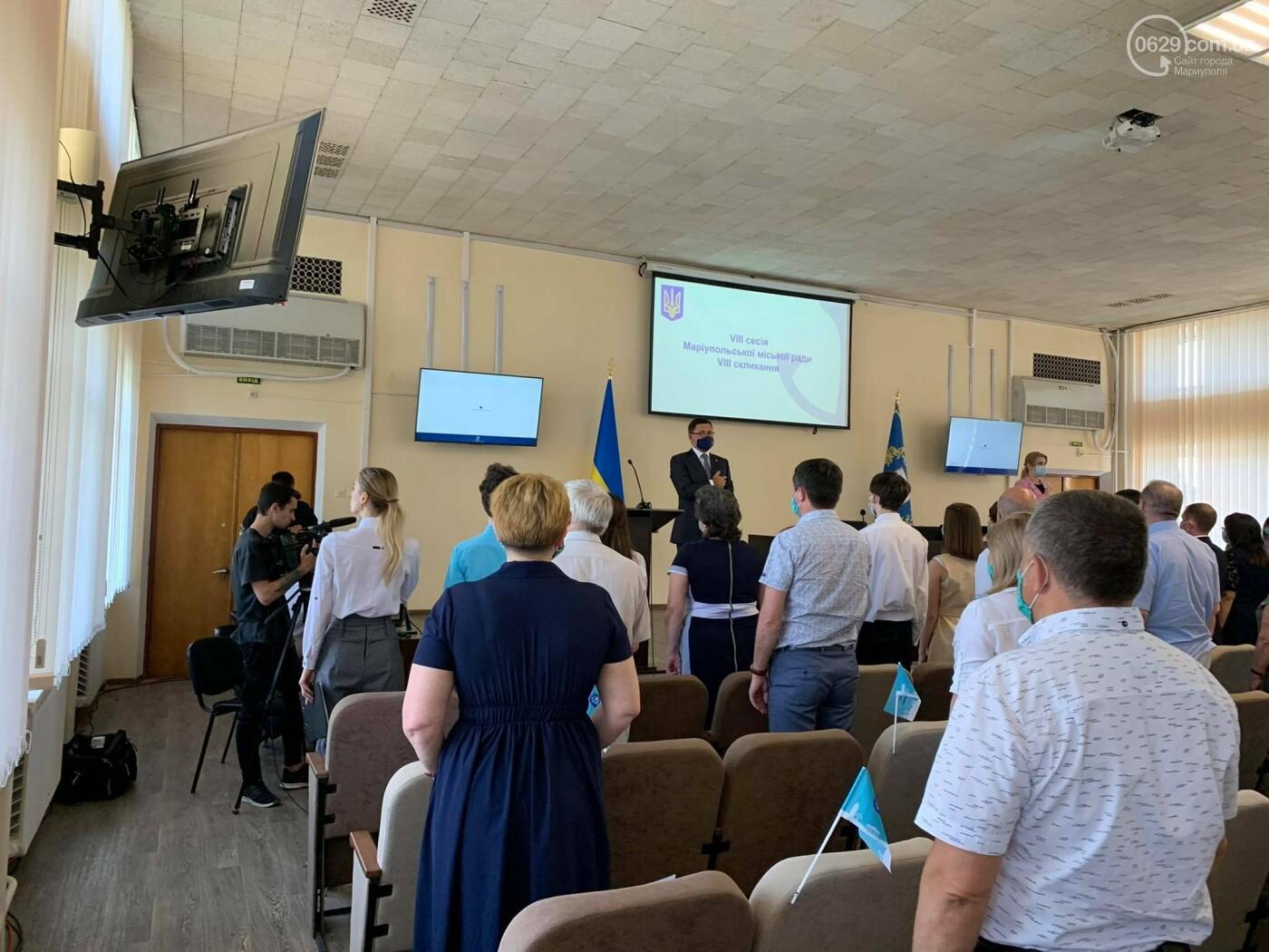 В Мариуполе стартовала сессия горсовета, - ФОТО, фото-9