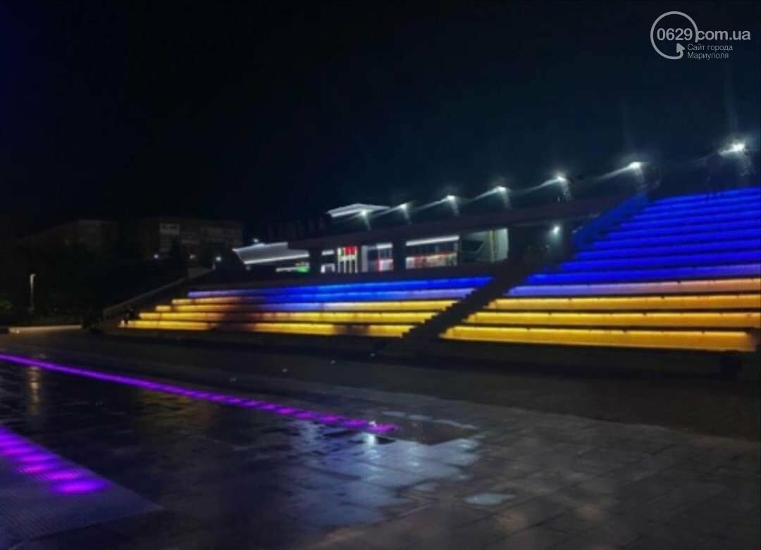 Матч Украина - Англия покажут в центре Мариуполя на большом экране, - ВИДЕО, фото-1