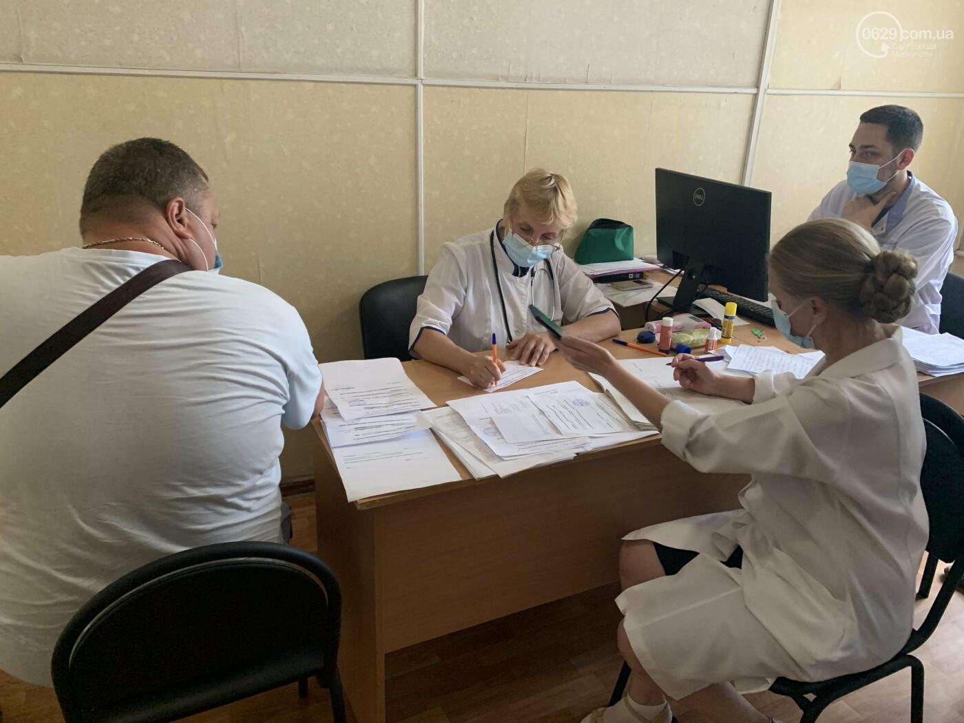 Вакцинація у Маріуполі: чим зараз щеплюють, скільки бажаючих та коли чекати нову хвилю захворюваності, - ФОТО, фото-3