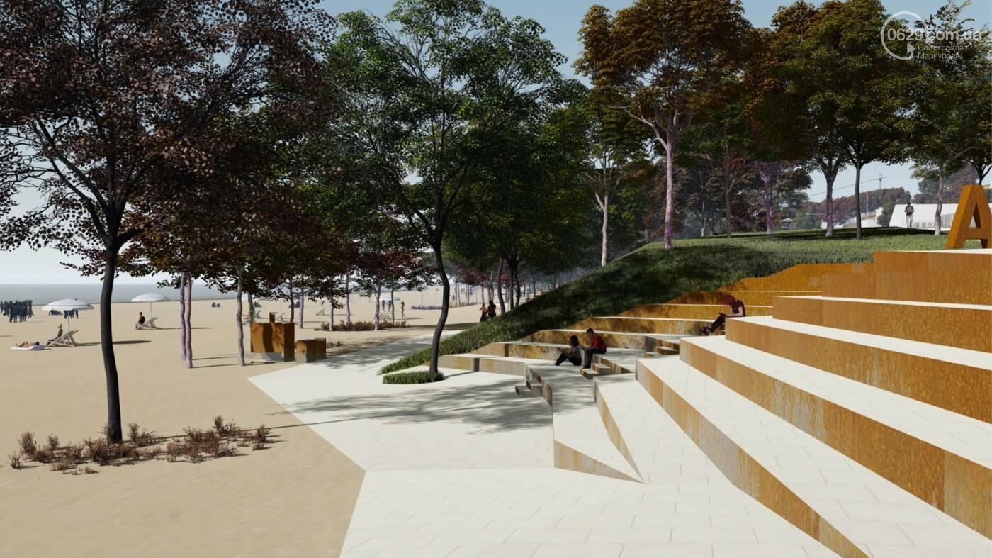 Набережні  у Маріуполі: чому після їх побудови місто може потрапити у Книгу рекордів Гіннеса, - ФОТО, фото-2