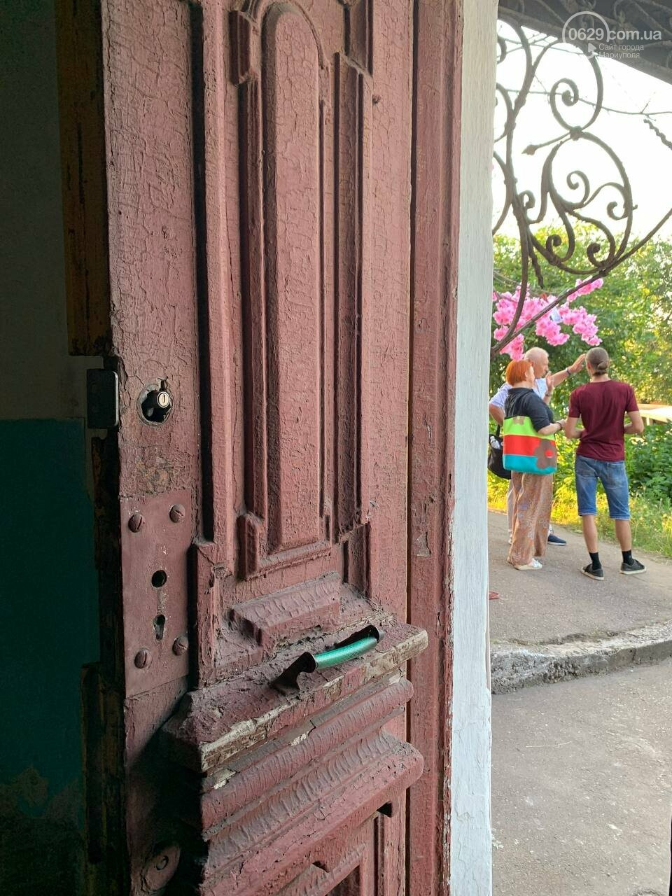 Старовинним дверям у Маріуполі влаштували справжнє свято, - ФОТОРЕПОРТАЖ, фото-39