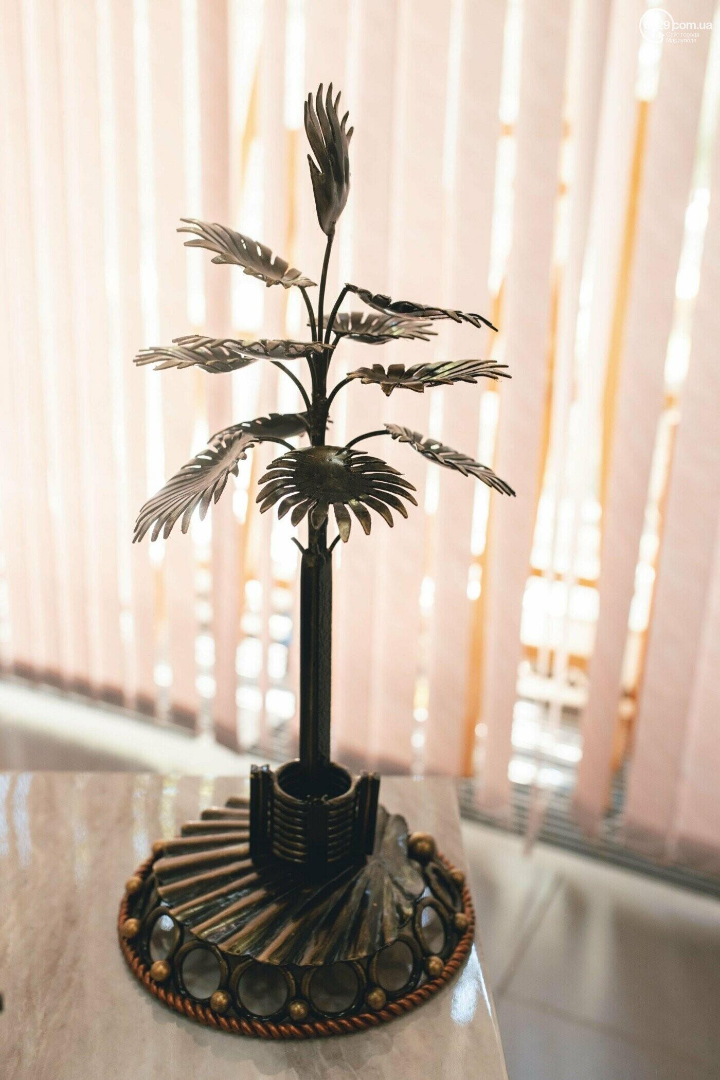 Ковані черепи, пірати та пальми. У Маріуполі відкрилася нова виставка, - ФОТО , фото-9