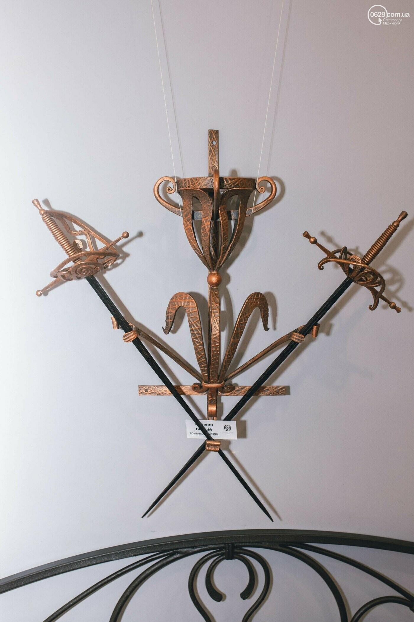 Ковані черепи, пірати та пальми. У Маріуполі відкрилася нова виставка, - ФОТО , фото-22