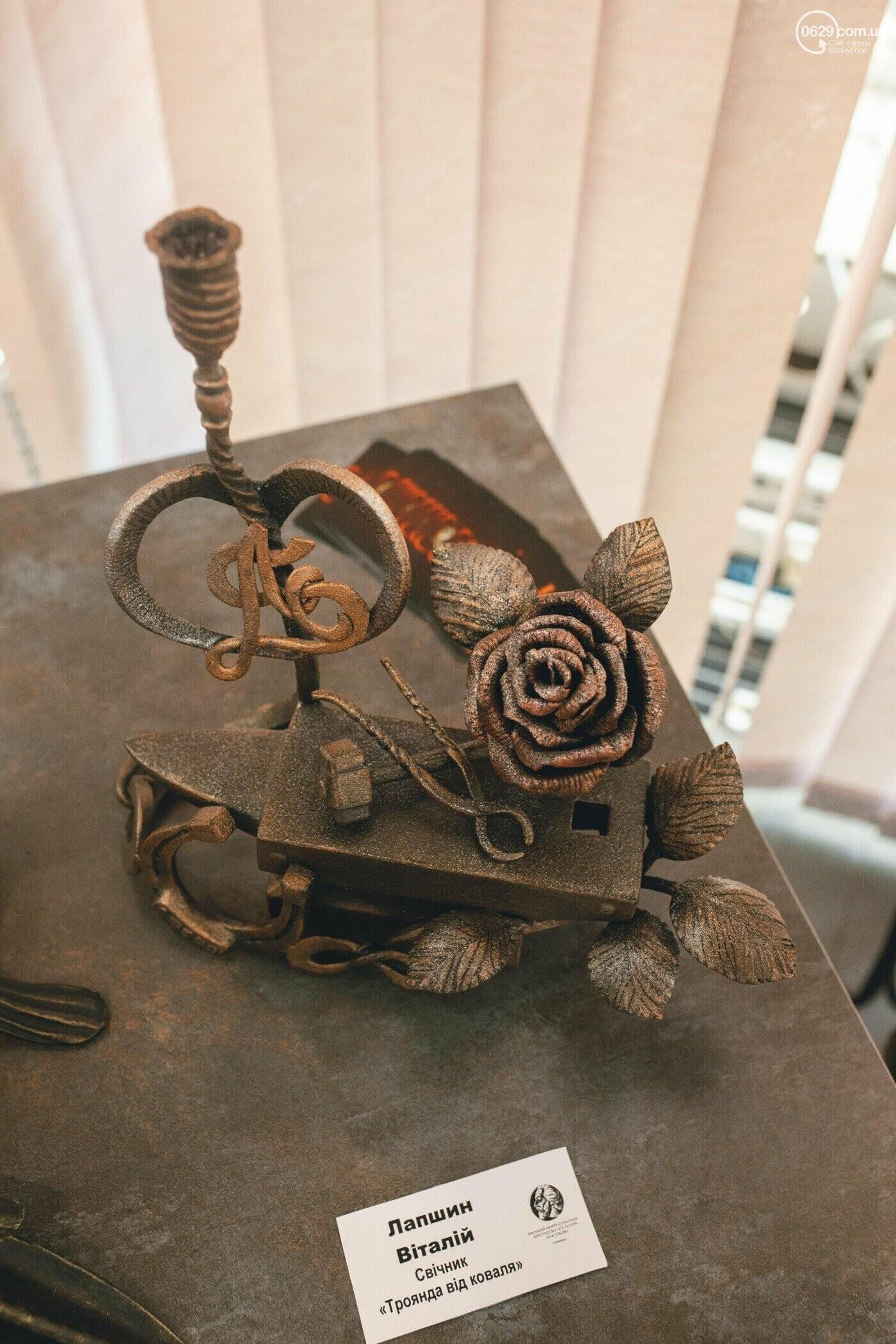 Ковані черепи, пірати та пальми. У Маріуполі відкрилася нова виставка, - ФОТО , фото-7