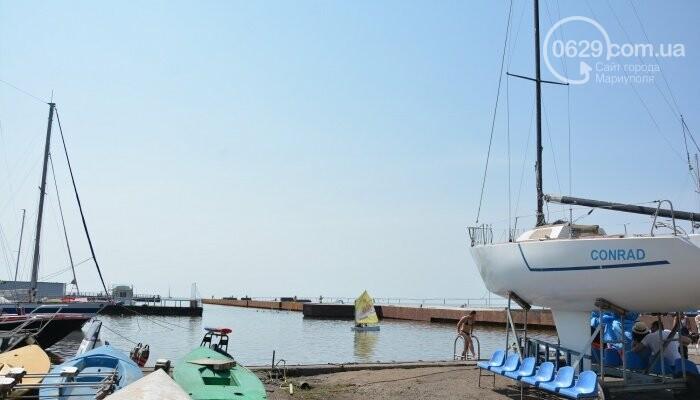 Разлитие опасной краски на Центральном пляже в Мариуполе ликвидировали. Кто наказан, - ФОТО, фото-3