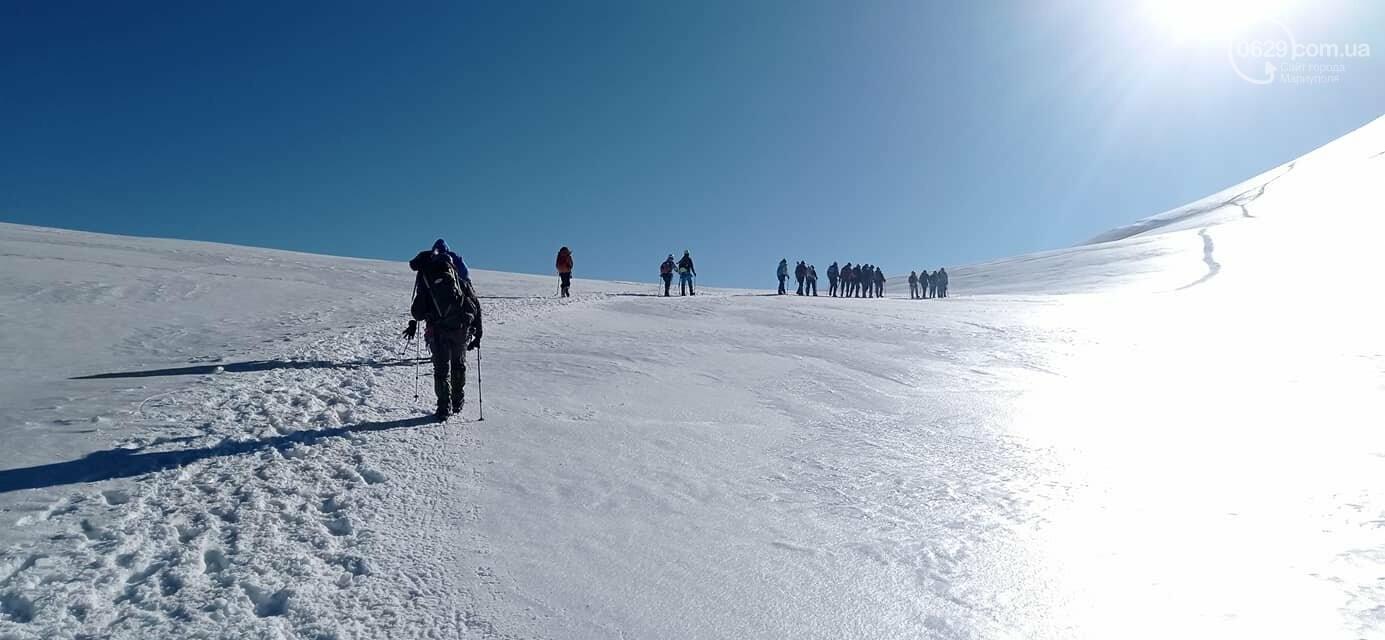 16 маріупольців потрапили з літа у зиму, - ФОТО, ВІДЕО, фото-6