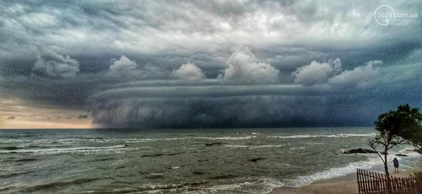 Как в Мариуполе справились с последствиями ливня, - ФОТО, фото-5