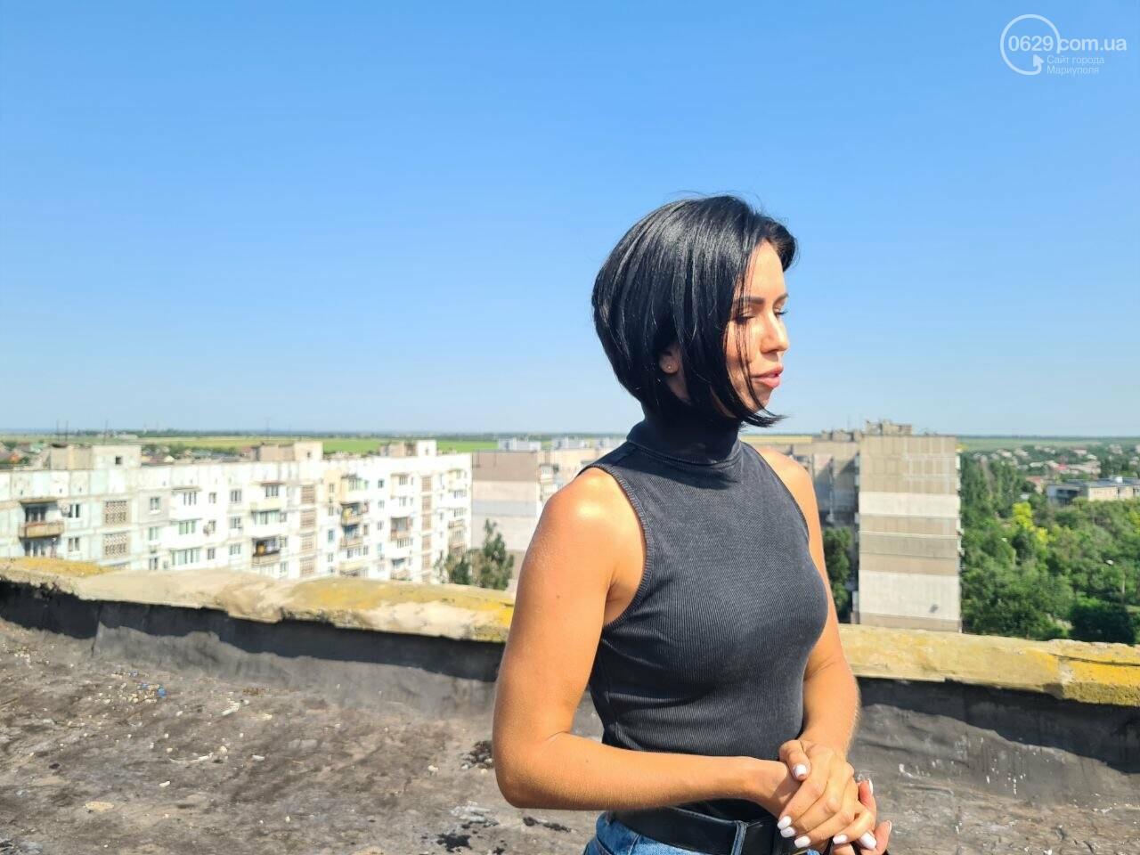 Эхо непогоды! В Мариуполе внепланово ремонтируют пострадавшую от ливня многоэтажку, - ФОТО, фото-6