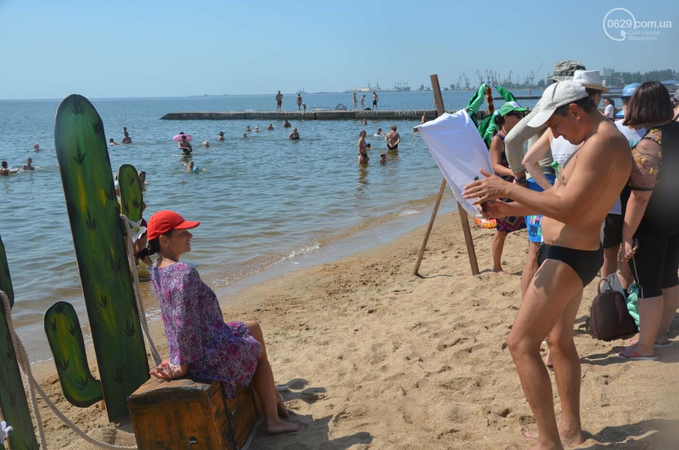 Дискотека, пираты и обливание.  Как  в Мариуполе отметили День Нептуна, - ФОТОРЕПОРТАЖ, фото-4