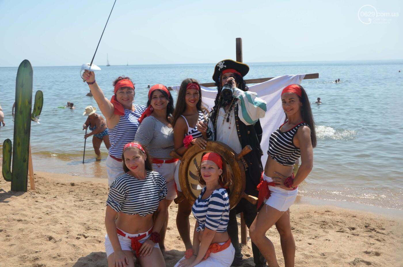 Дискотека, пираты и обливание.  Как  в Мариуполе отметили День Нептуна, - ФОТОРЕПОРТАЖ, фото-6