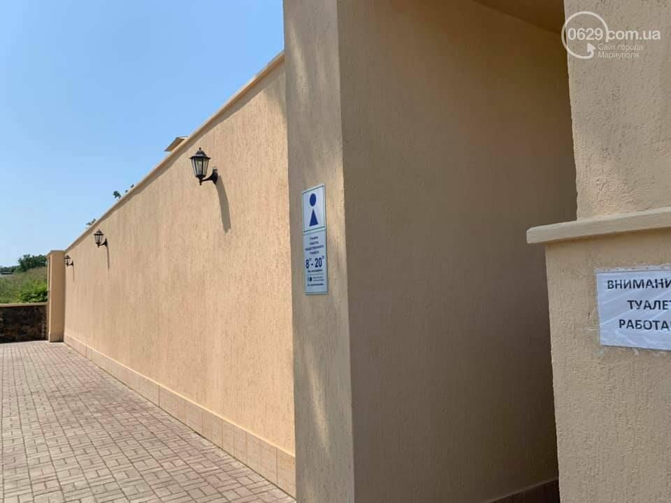 Мариупольский пирс остался без туалетов, - ФОТО, фото-5
