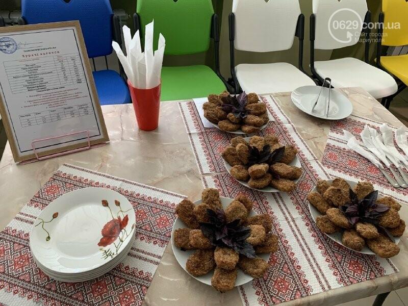 Нове меню з 1 вересня буде в 5 школах Маріуполя, - ФОТО, фото-7