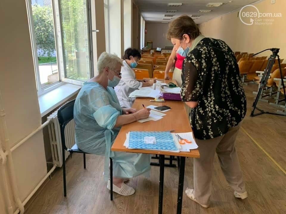 Успеть до 1 сентября. В Мариуполе начали массово вакцинировать учителей, - ФОТО, фото-2