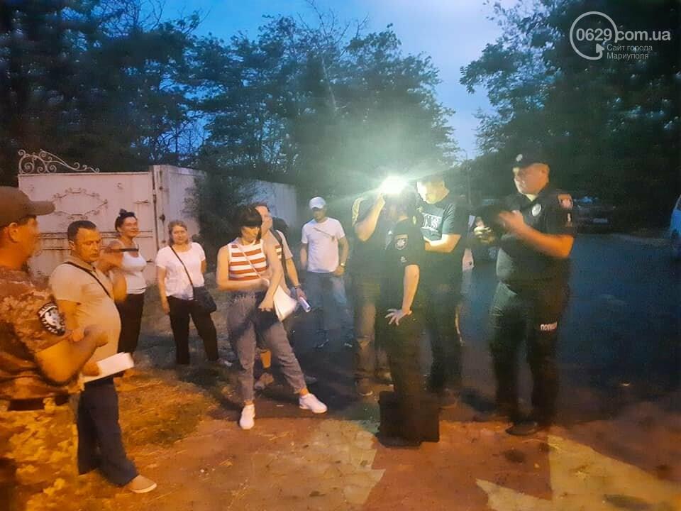 Активісти зрізали засув і відкрили ворота до моря з Приморського парку, - ФОТО, ВІДЕО, фото-3