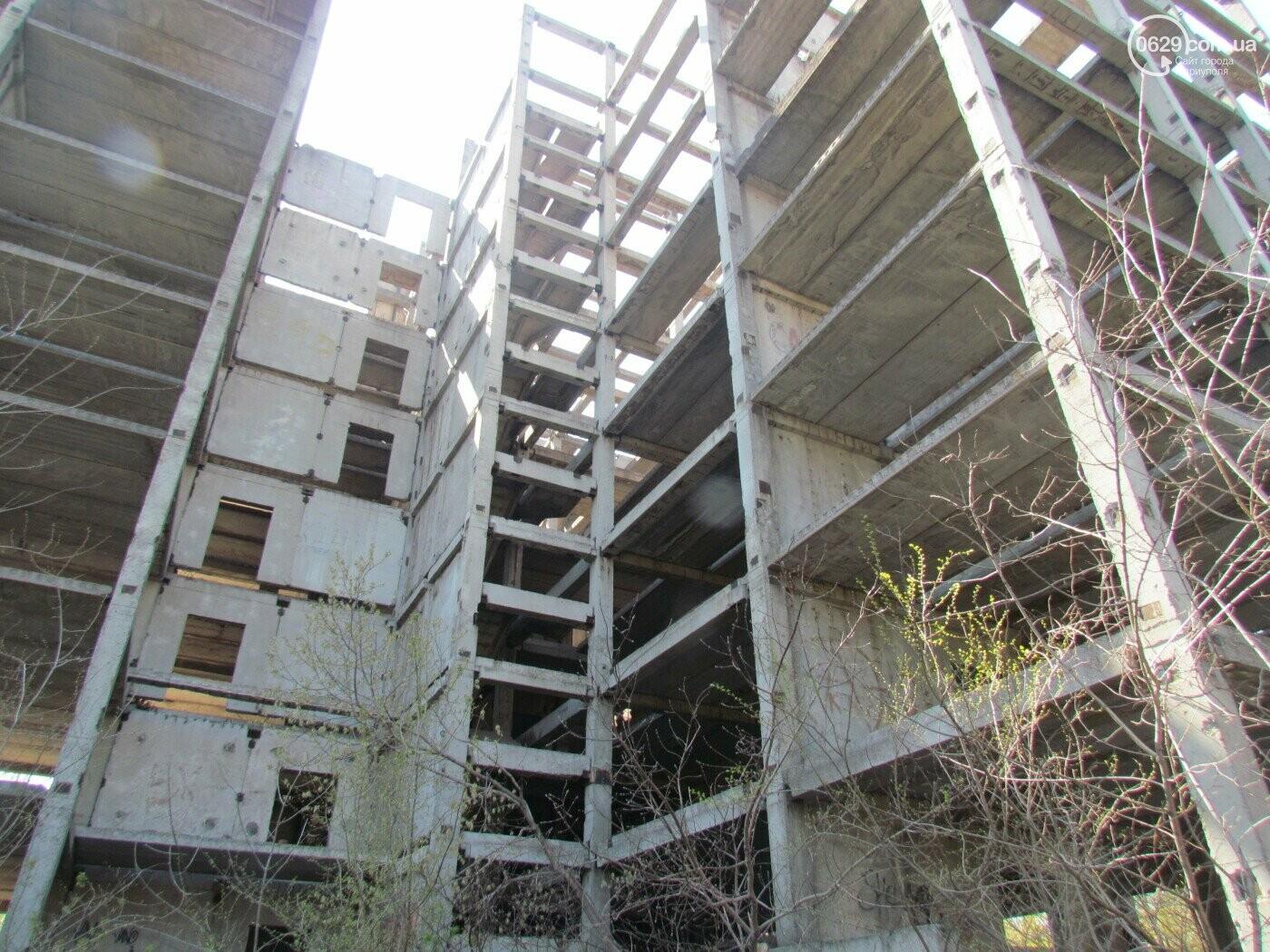 """В  Мариуполе """"бетонного монстра"""" в Кальмиусском районе выставили на продажу,- ФОТО, фото-2"""