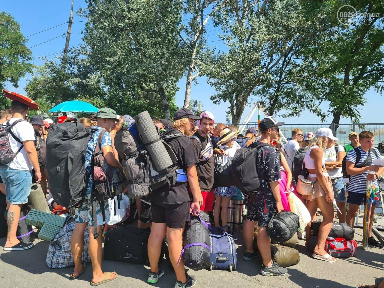 За два часа до фестиваля. Что сейчас происходит в поселке Песчаный, - ФОТО, ВИДЕО, фото-17