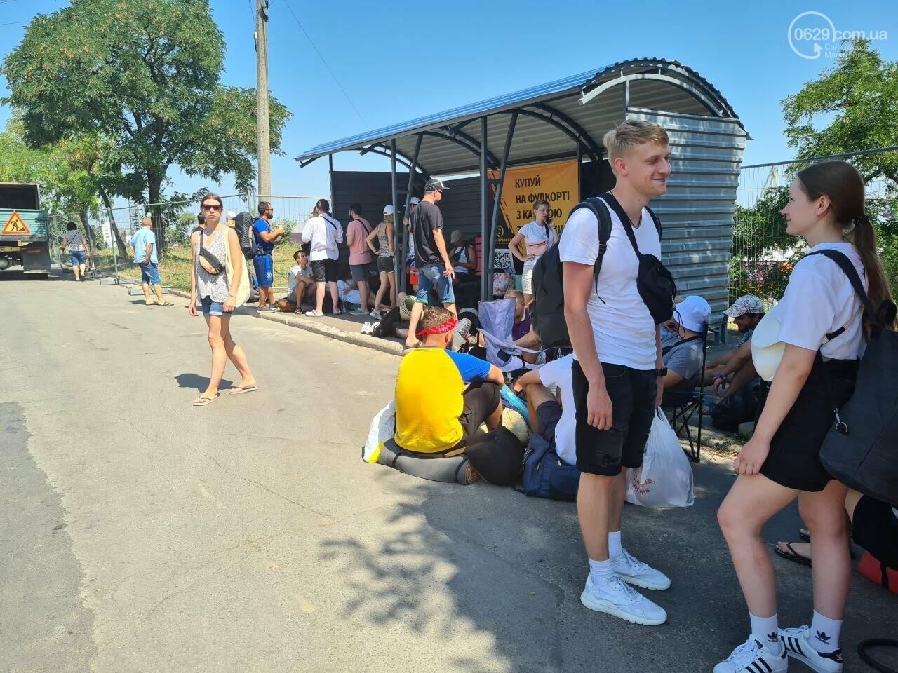 За два часа до фестиваля. Что сейчас происходит в поселке Песчаный, - ФОТО, ВИДЕО, фото-6