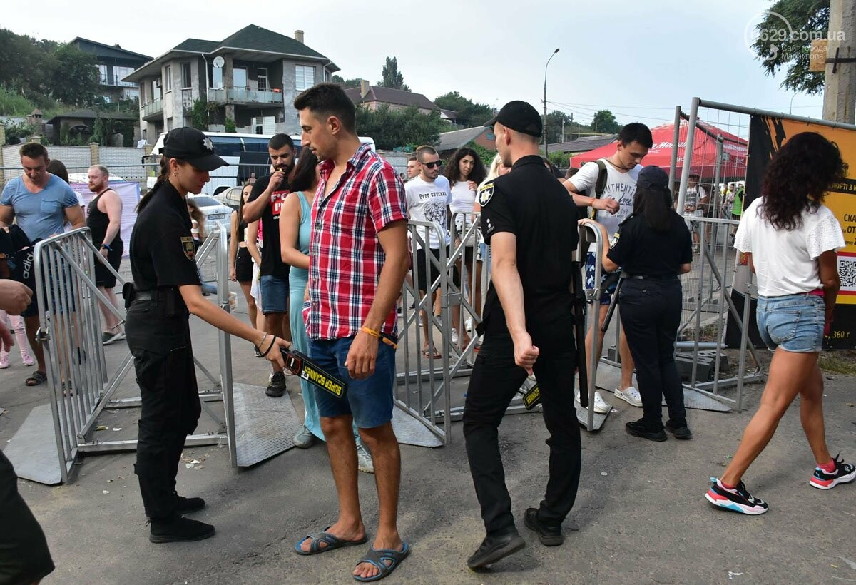 Крадіжки та наркотичні речовини на MRPL City Festival, - ФОТО, фото-3