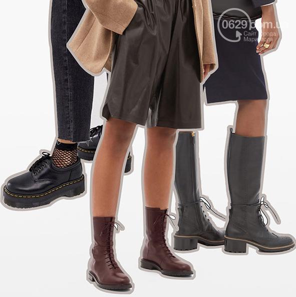 Выбираем обувь: оксфорды, дерби и броги, фото-1