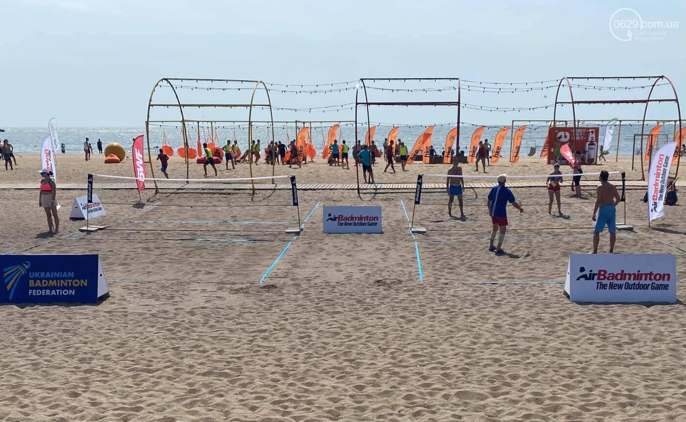 Спорт на MRPL City Festival. Як журналістка 0629 грала у бадмінтон, - ФОТО, фото-26