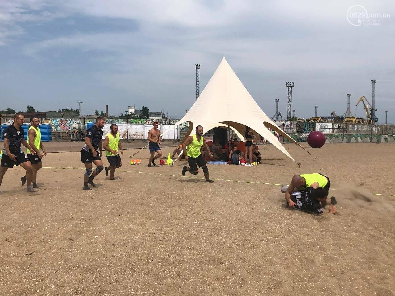 Спорт на MRPL City Festival. Як журналістка 0629 грала у бадмінтон, - ФОТО, фото-16