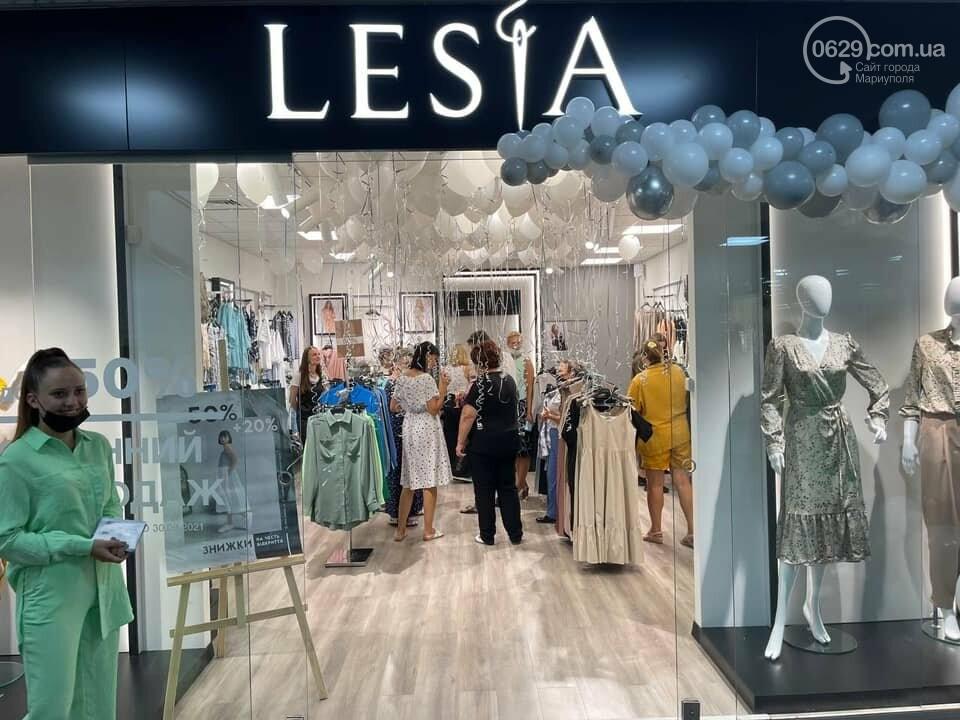 """В  ТРЦ  """"Украина"""" открылся магазин украинского бренда """"Lesia"""",- ФОТО, фото-2"""