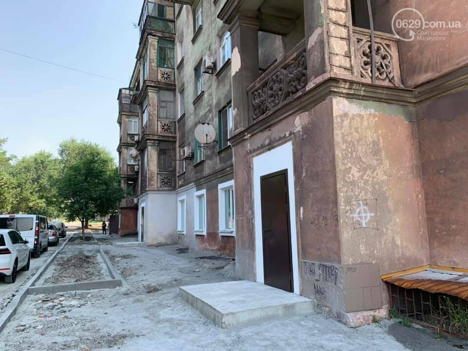 Какими будут квартиры для переселенцев в Мариуполе за деньги немецкого банка, - ФОТО, ВИДЕО, фото-5