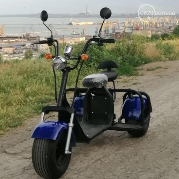 Электротранспорт в прокат. В Мариуполе доступен новый сервис от MegaWatt, фото-1