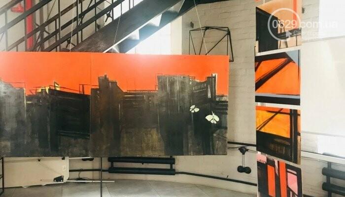 Творили, что хотели. Что увидели художники со всей Украины на мариупольских заводах, - ФОТО, ВИДЕО, фото-8