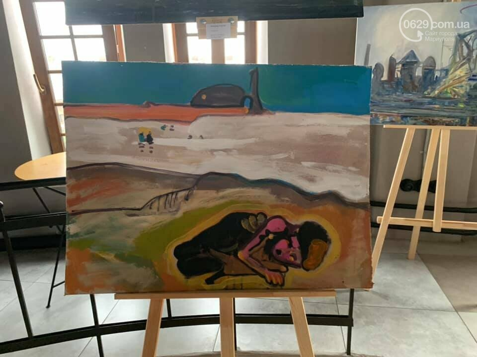 Творили, что хотели. Что увидели художники со всей Украины на мариупольских заводах, - ФОТО, ВИДЕО, фото-6