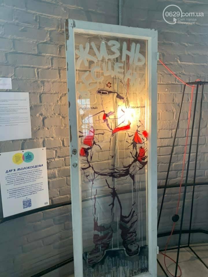Творили, что хотели. Что увидели художники со всей Украины на мариупольских заводах, - ФОТО, ВИДЕО, фото-4