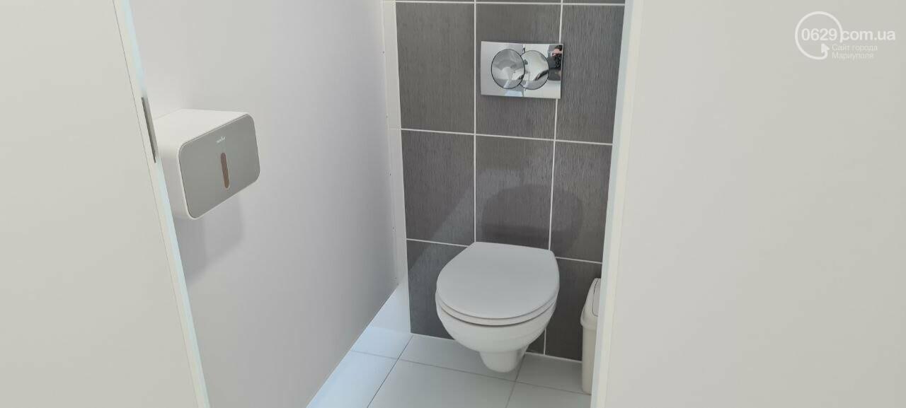 Туалеты с инсталляцией и новые столовые. Как в Мариуполе модернизируют старые школы, - ФОТОРЕПОРТАЖ, ВИДЕО, фото-6