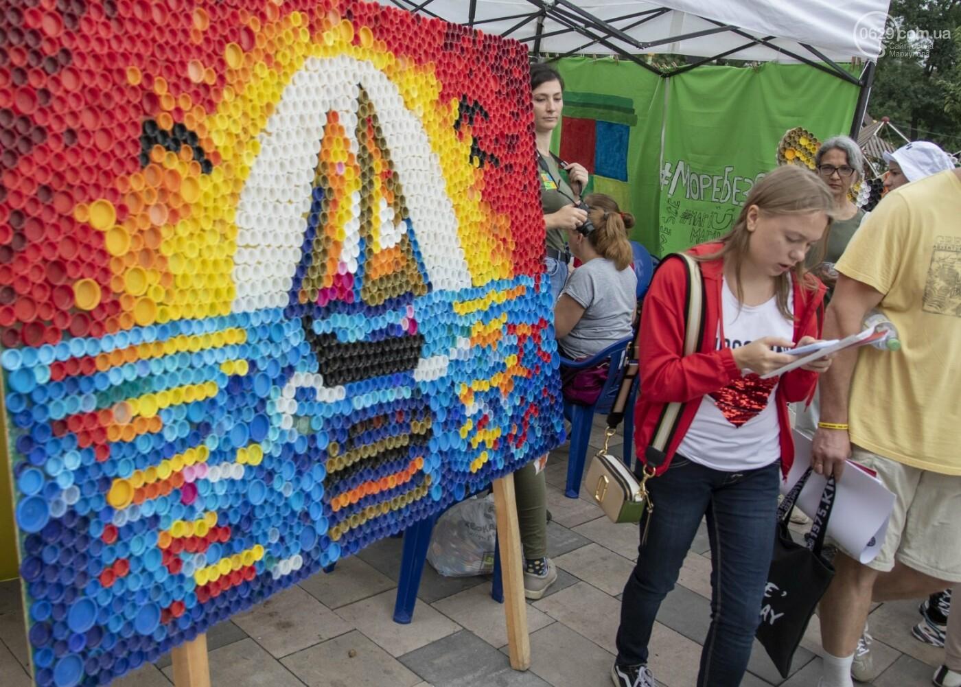 Как в Мариуполе склеивали страну. ФОТОРЕПОРТАЖ с фестиваля «З країни – в Україну», фото-8