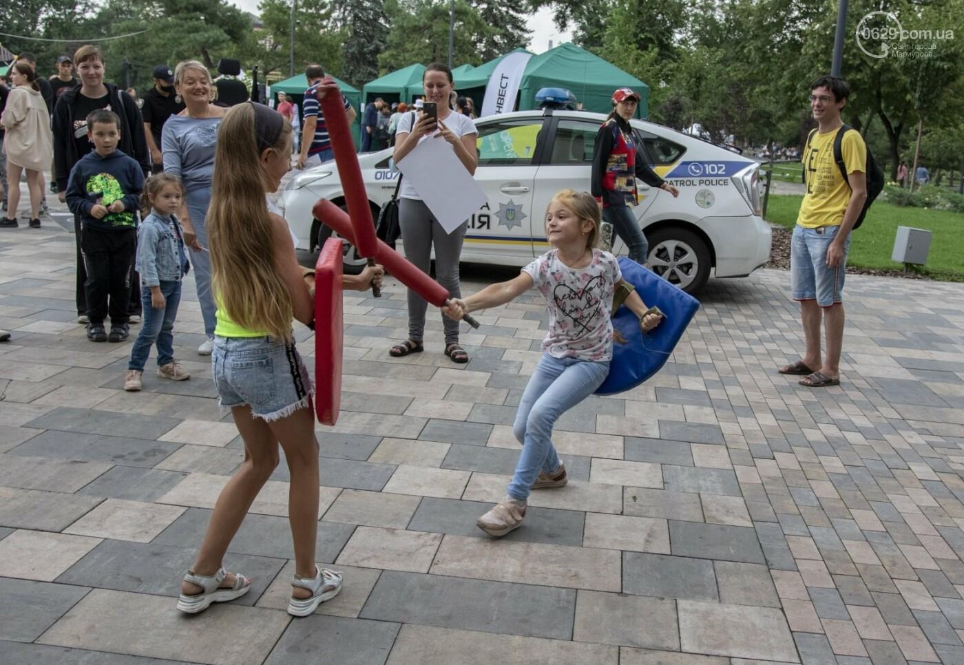Как в Мариуполе склеивали страну. ФОТОРЕПОРТАЖ с фестиваля «З країни – в Україну», фото-36