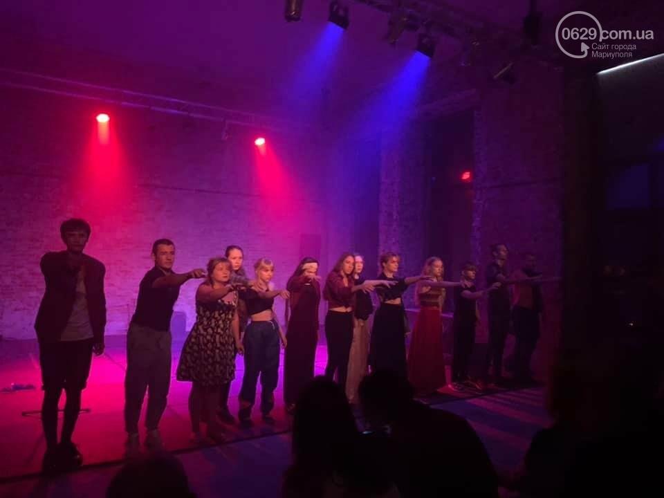 Istage: как режиссер из Лондона узнавала, какие проблемы волнуют мариупольскую молодежь, - ФОТО, фото-3