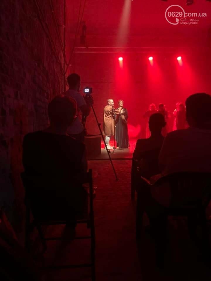 Istage: как режиссер из Лондона узнавала, какие проблемы волнуют мариупольскую молодежь, - ФОТО, фото-4